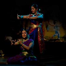 A Bharatanatyam performace
