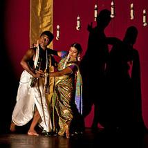 A dance-drama - The story of Ajamila