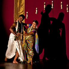 A dance-drama - The story of Ajamila
