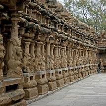 Kailasanathar temple, Kanchipuram