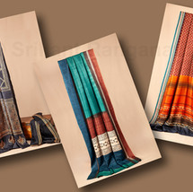 Product Photography - Sarees