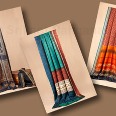 Product Photography - Sarees