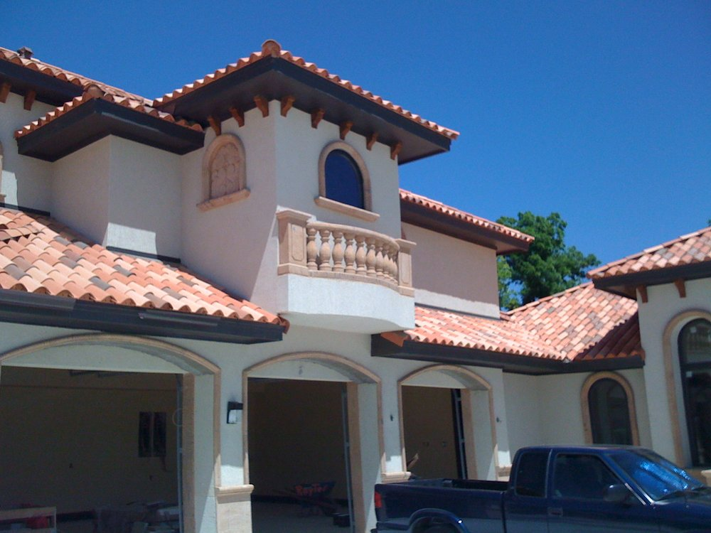 Masonry Accents & Stucco