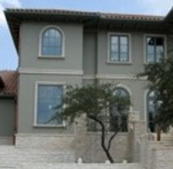 Stone & Stucco Smooth Finish