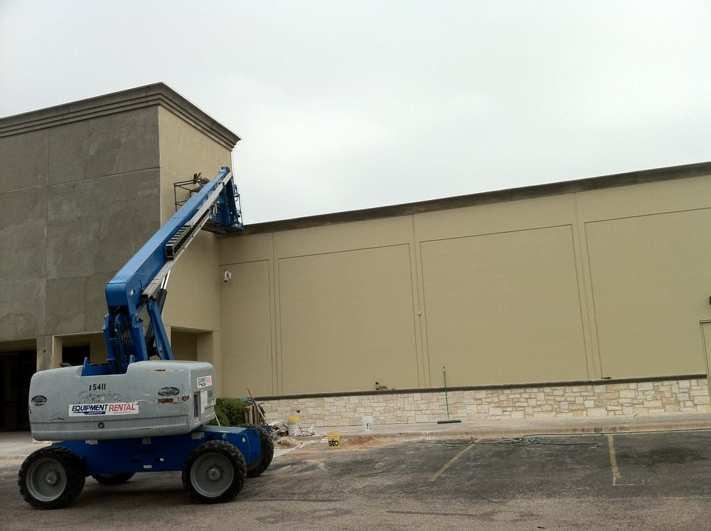 Commercial Stone & Stucco