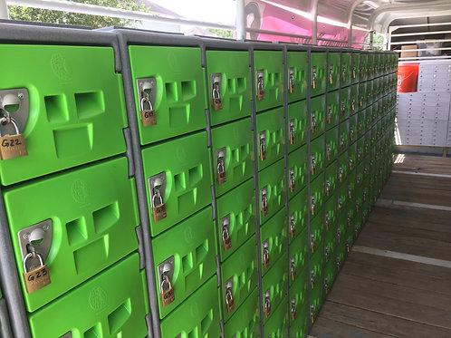 Medium Locker (green)