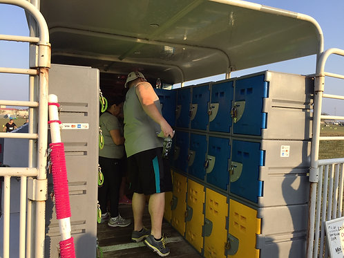 Extra Large Lockers (yellow)