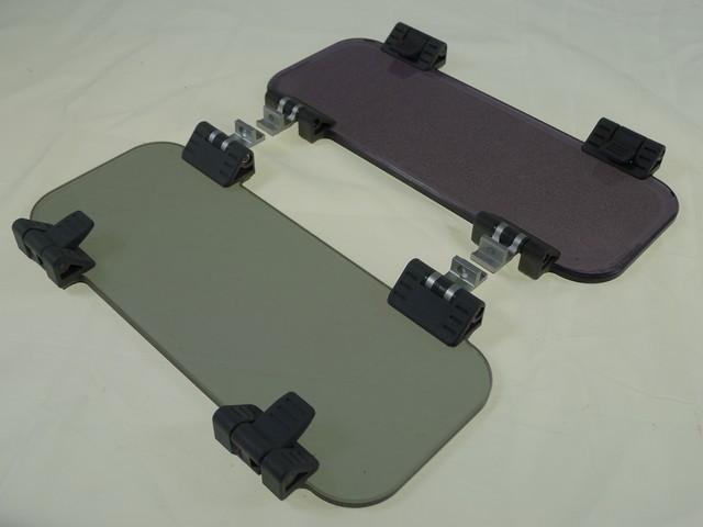 Mk3 upgraded New Standard port acrylic vs Mk 2 version