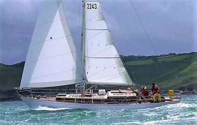 1964 Moody 42 Mabel