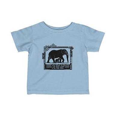 Infant Elephant Tee
