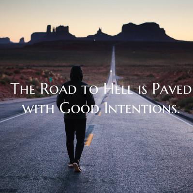 Do Intentions Matter?