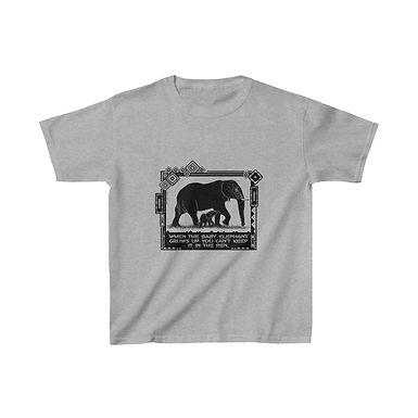Kids Elephant Tee