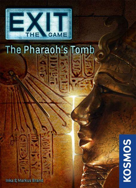EXIT - Pharaohs Tomb