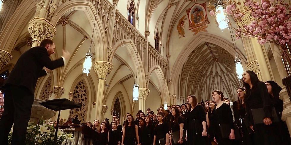 Hofstra University Chamber Choir Concert