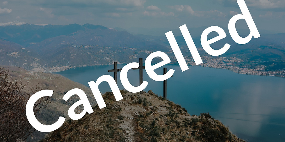 CANCELLED Stations of the Cross