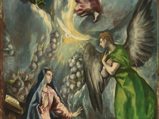 Reflection on the Annunciation and the Angelus