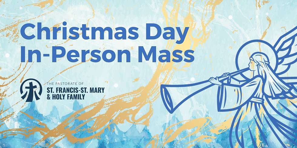 Christmas Day Mass - 10AM