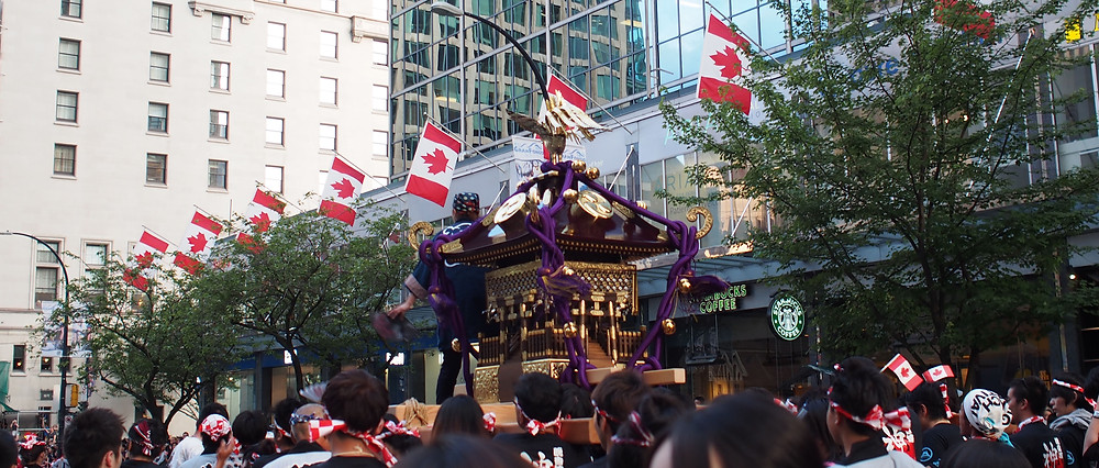 Canada Day Parade Downtown