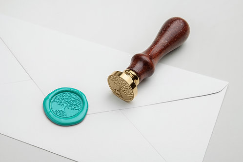 Tree of Life Wax Seal