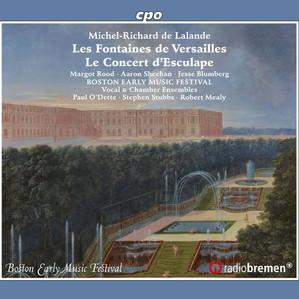 Lalande - Les Fontaines de Versailles