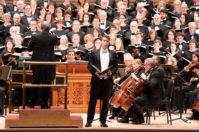 Messiah at Carnegie Hall