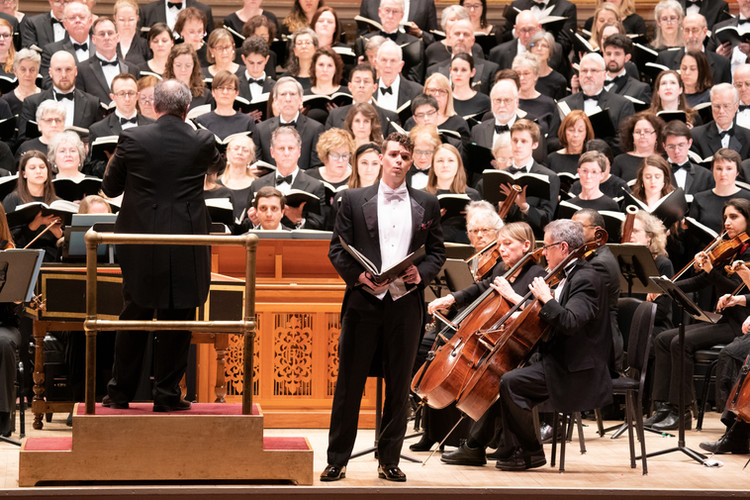 Messiah at Carnegie Hall