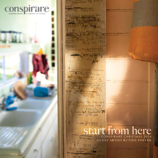 Start From Here: Conspirare Christmas 2014