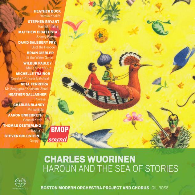 Wuorinen: Haroun and the Sea of Stories
