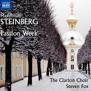 Maximillian Steinberg; Passion Week