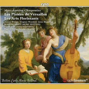 Charpentier - Les Plaisirs de Versailles and Les Arts Florissants