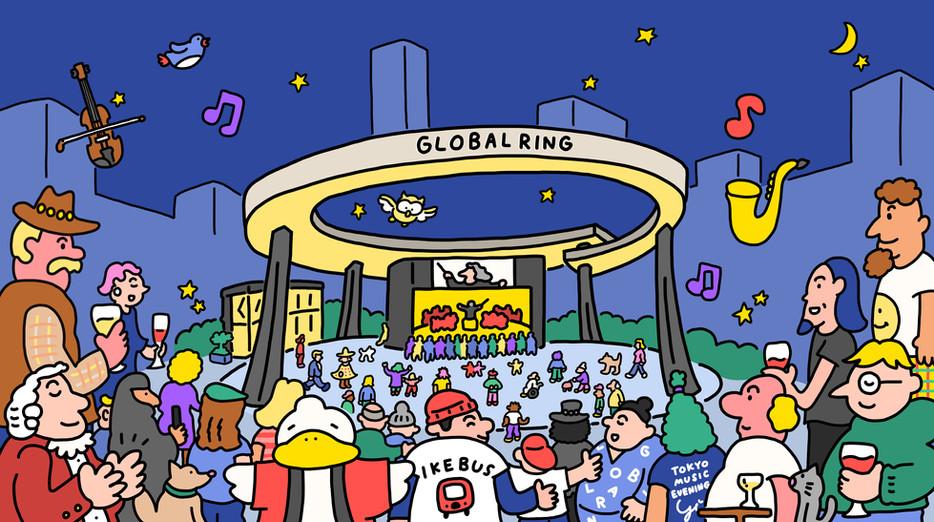 Tokyo Music Evening Yube  webバナー