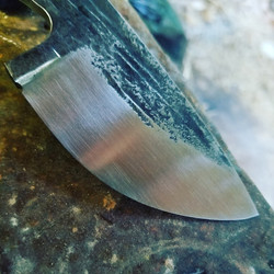 Custom Hand Forged Knife
