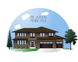 Prairie exterior style