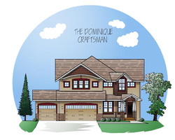 Craftsman style exterior