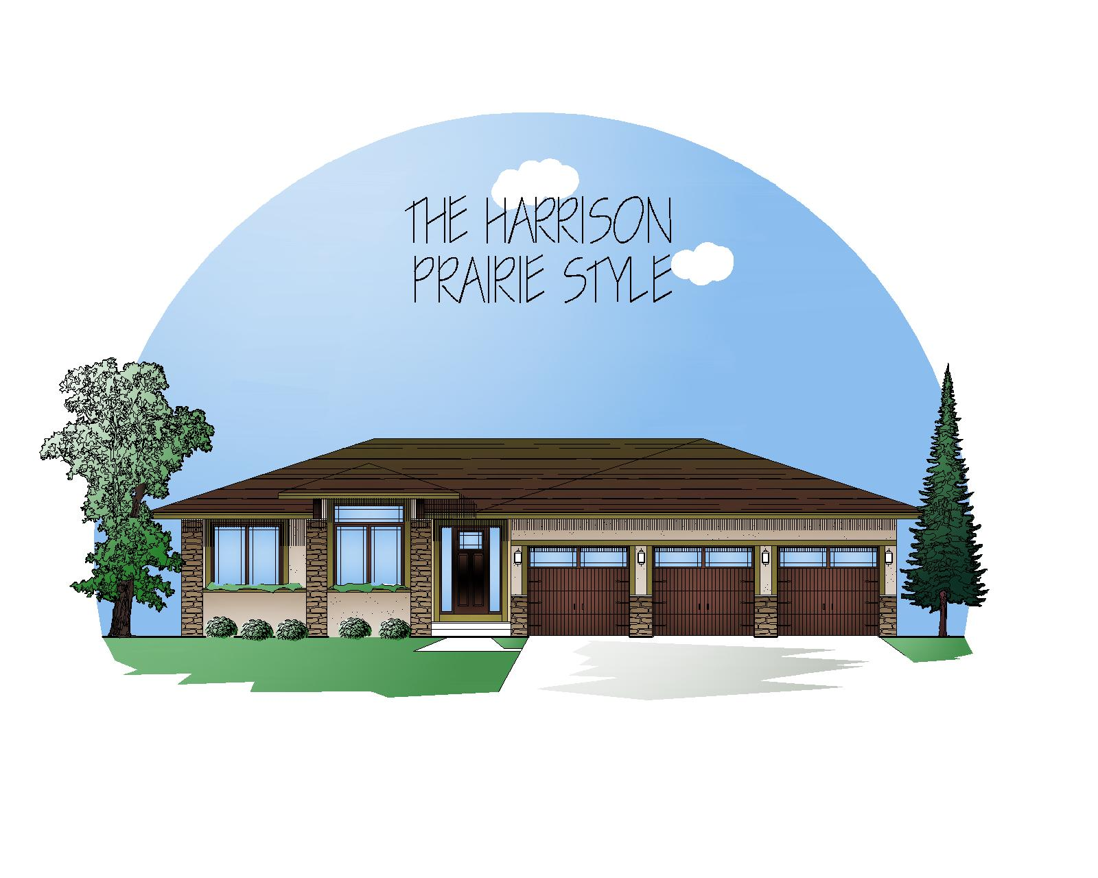 Prairie Style The Harrison