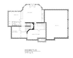 Mackenzie Basement Plan