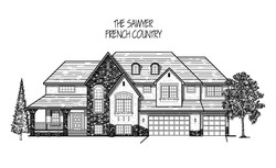 Sawyer French Country style
