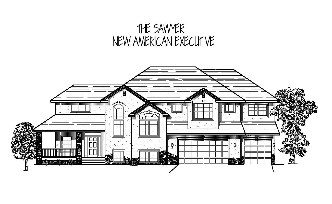 Sawyer New American style