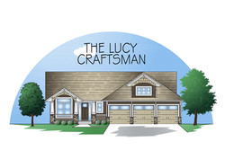 Craftsman style Lucy