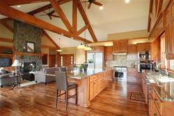 Timber interior