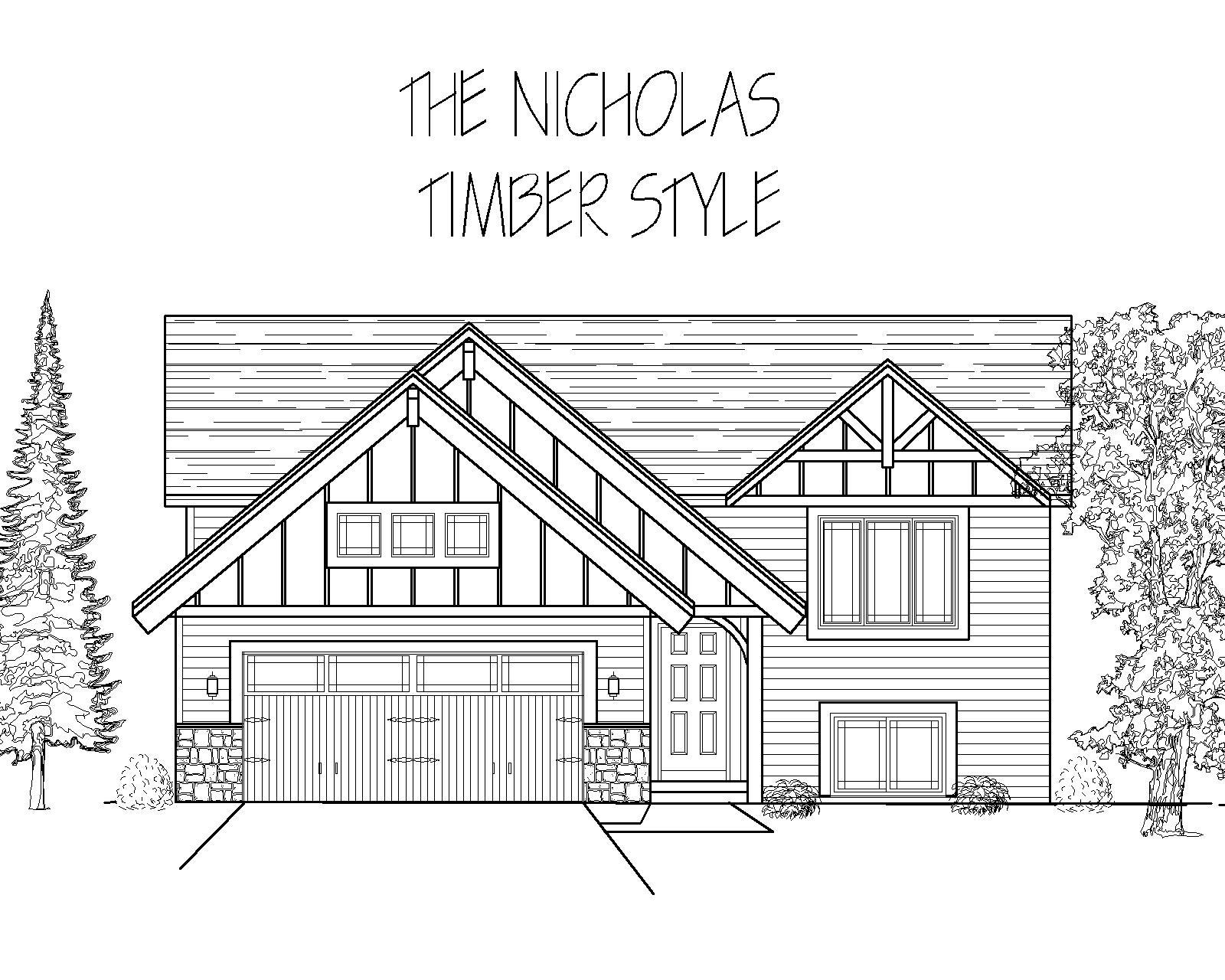 Timber style Nicholas