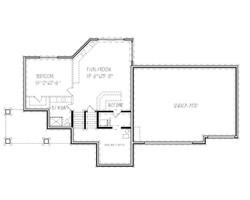 Sawyer Basement floor