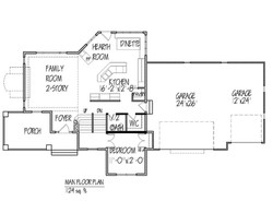 Sawyer Main Floor