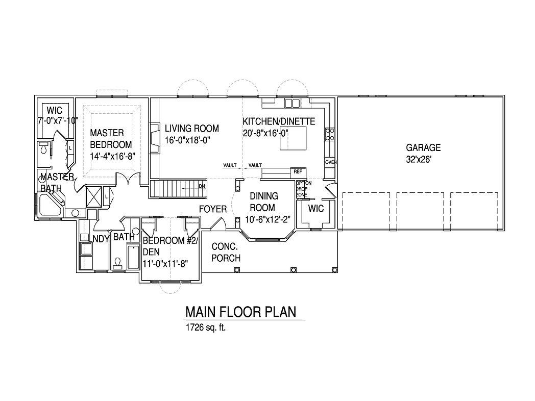 Rambler Floorplan Kathlyn