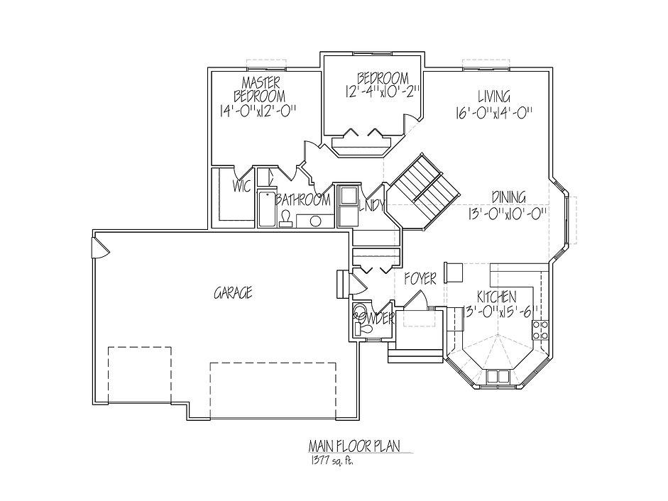 Rambler Floorplan Lauren