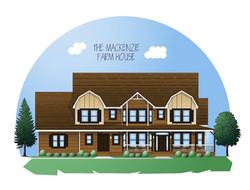 Farmhouse style Mackenzie