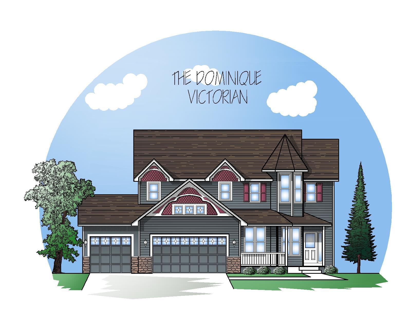 Victorian style exterior