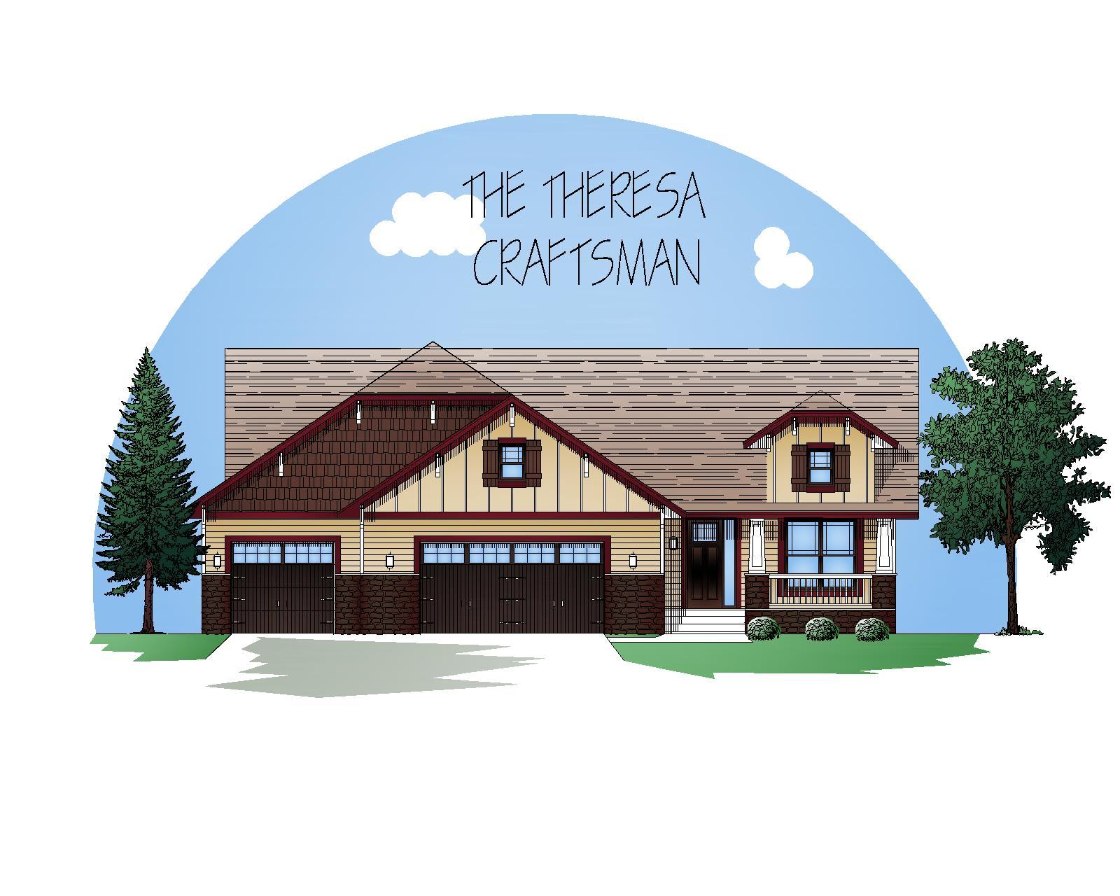 Craftsman Style Theresa