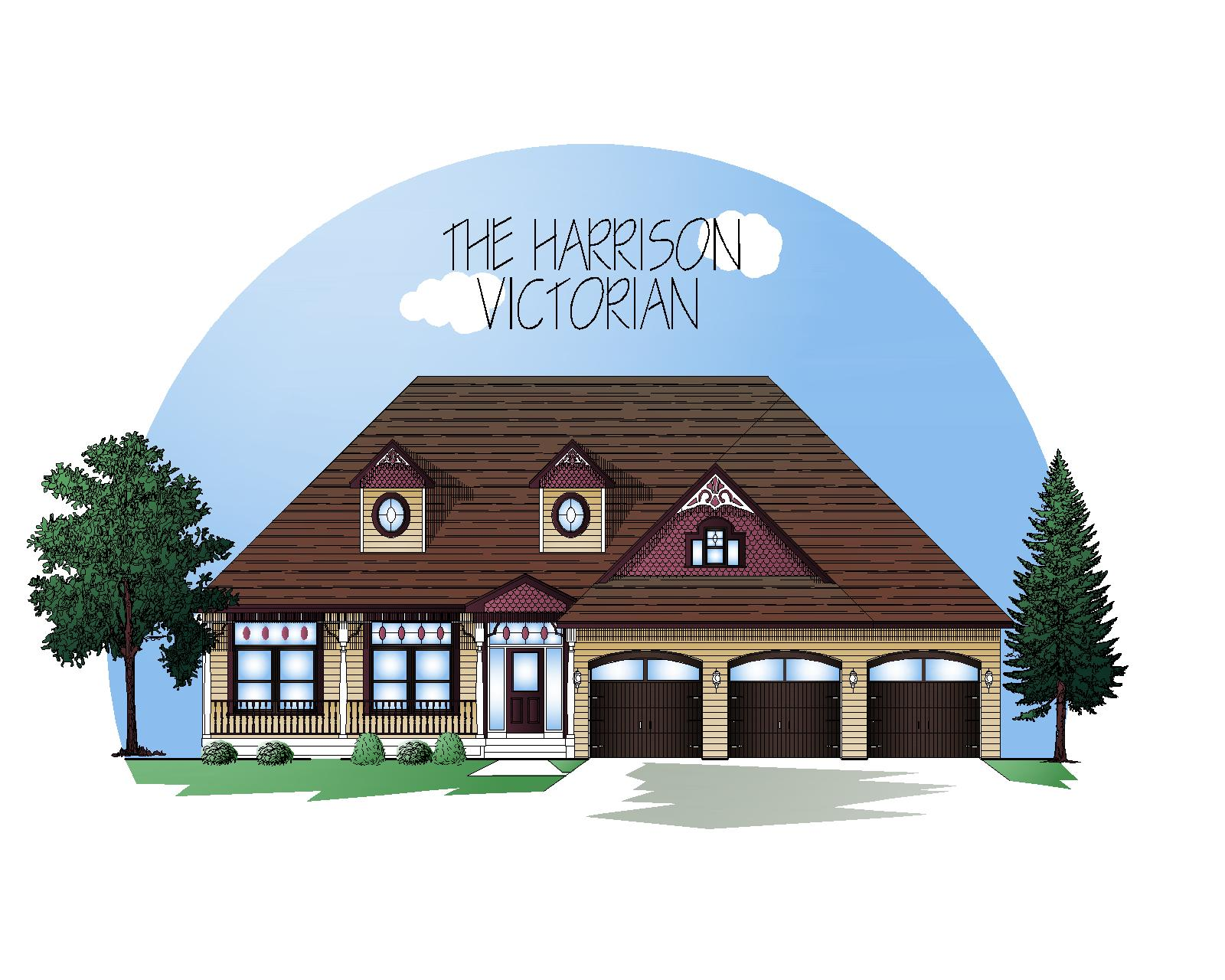 Victorian Style The Harrison