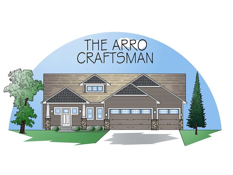 Craftsman Style The Arro